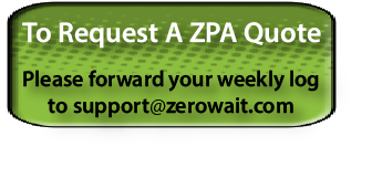 ZPA Quote request